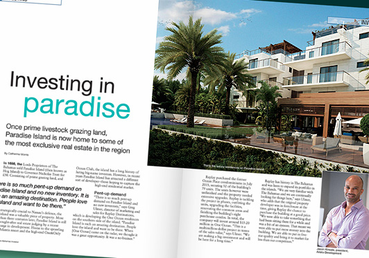 Investing In Paradise