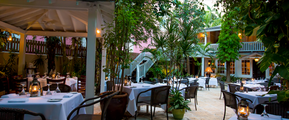 The Graycliff Restaurant is the first certified 5-star restaurant in The Bahamas.