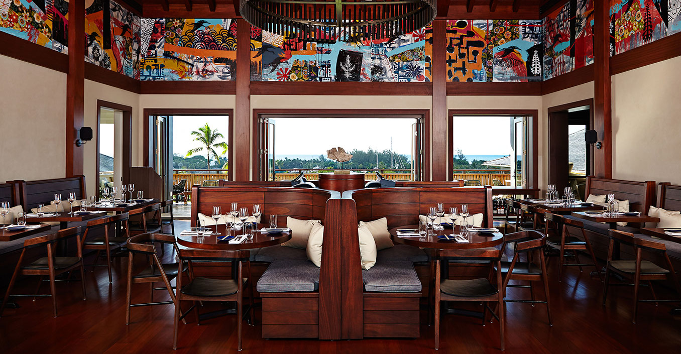 Shima Restaurant Bahamas