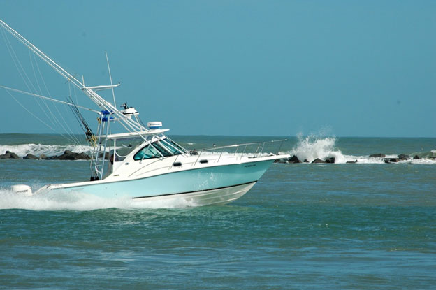 Fishing in the Bahamas