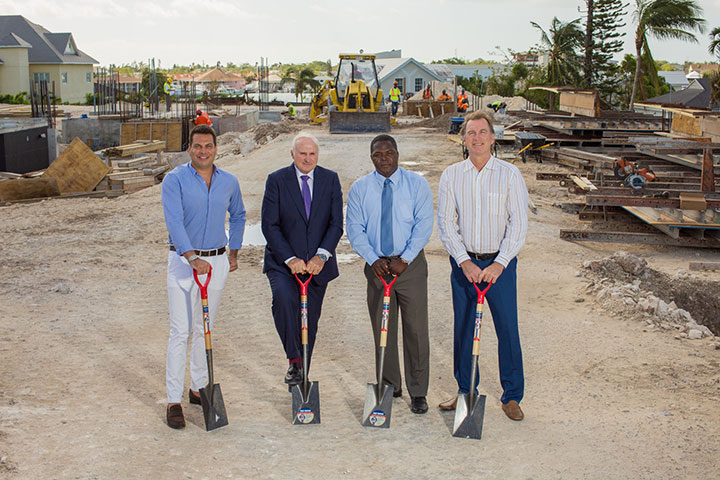 Paradise Island Luxury Condos 'sales, construction on target for sprint 2018 completion'