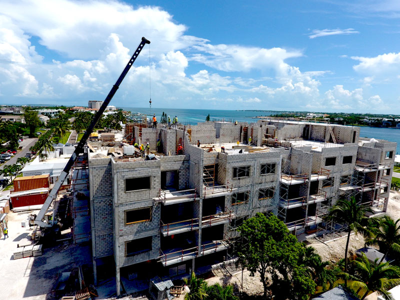 Thirty Six Paradise Island September 2017 Construction Update